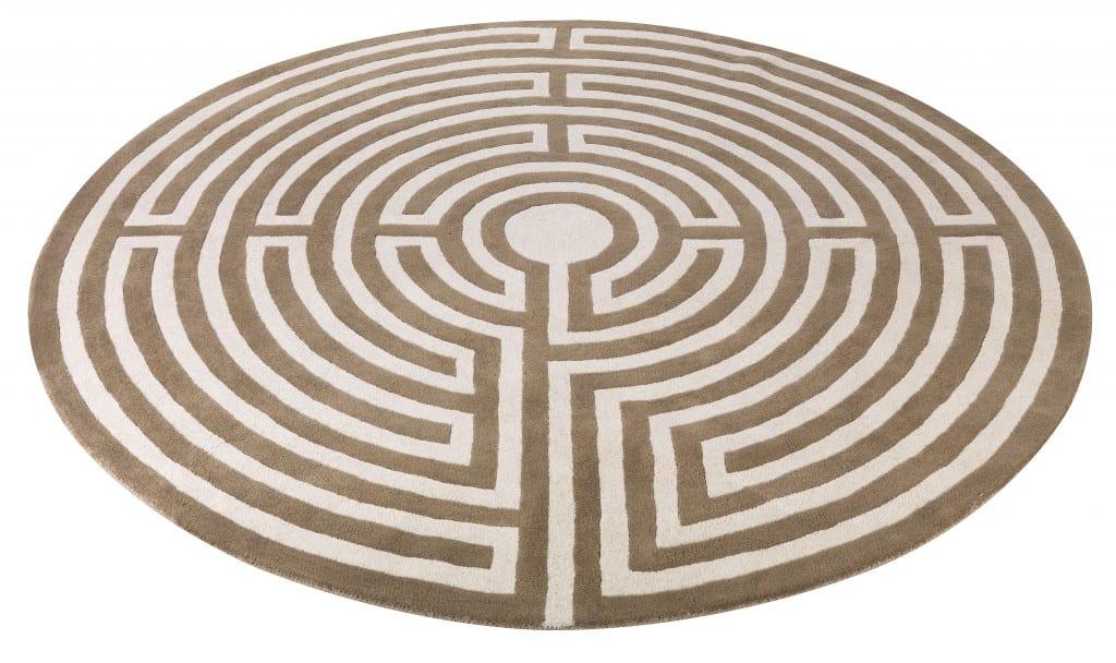 Labyrinth Rug Rugs Ideas